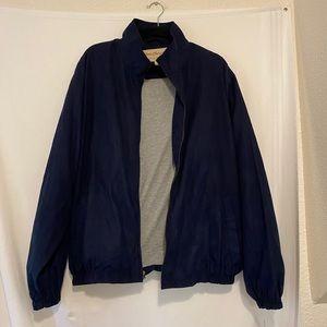 NWT Norm Thompson Navy Jacket